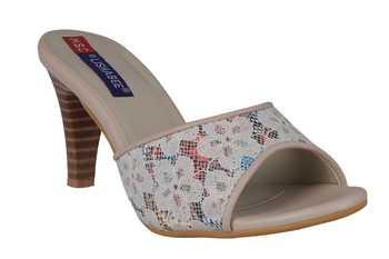 White stylish Fancy Heels for women