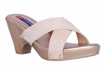 Women Synthetic block heel sandals