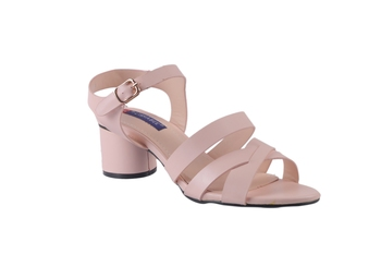 Women Synthetic pink  Sandals back strap