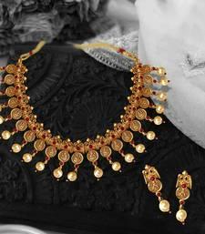 Ruby Necklace-sets
