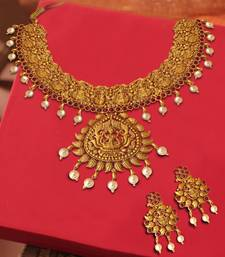Ruby ruby necklace-sets