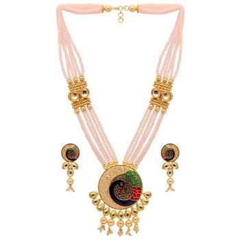 Pink Necklace Sets