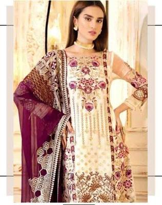 Multicolor Party Wear Designer Pakistani Suit