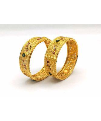 Meenakari Cheed  BanglesKada Multi Colours strand bracelet Beaded Bracelet  Handmade Indian Craftsmanship Enamel Work