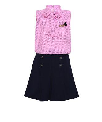 Pink Nylon Frock