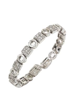 Silver american diamonds bracelets