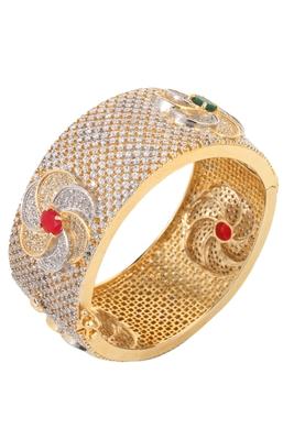 Multicolor american diamonds bracelets