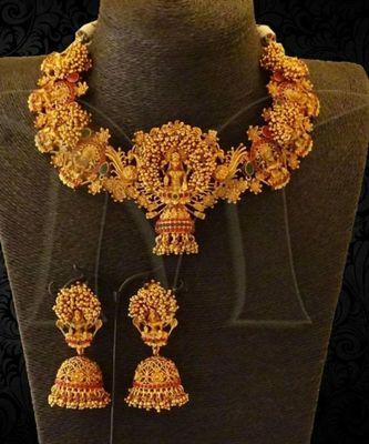 Copper Temple  Set