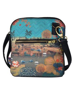 Beautiful Lakeside Crossbody Bag For Women And Girls