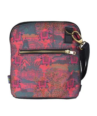 Rajasthani Haathi Crossbody Bag For Women And Girls