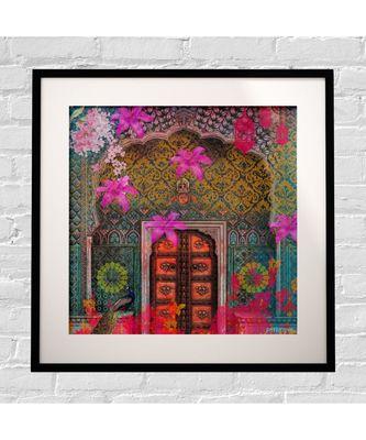 Royal Grace Framed Art Print