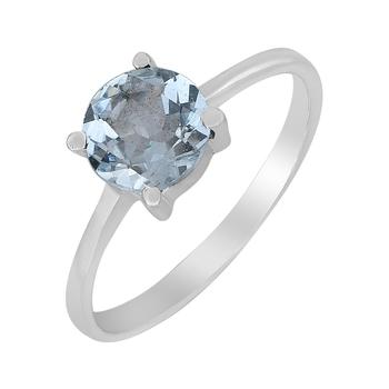 Blue topaz 925-sterling-silver-rings