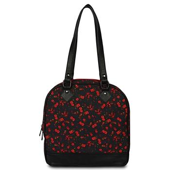 Printed handbag Women's