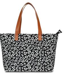 Women Canvas Printed Tote Bag