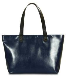 Women Leather Office Tote Bag