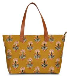 Women Canvas Office Tote Bag