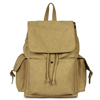 Women Canvas Backpacks for College and Office and School Use