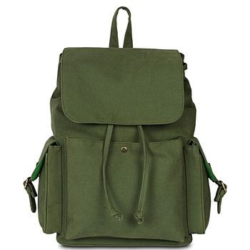 Women Canvas Backpacks for College, Office and Travel