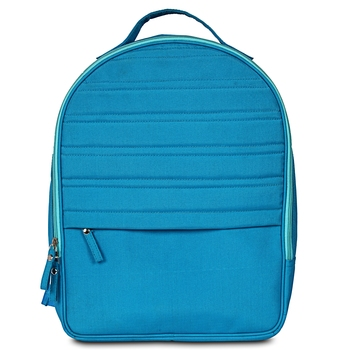 "Causal Sky Blue Backpack with 13.5"" Laptop Pocket"