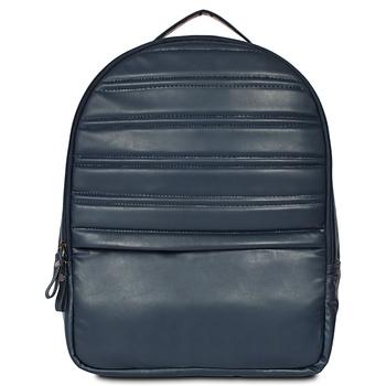 Unisex Pu Backpack with Laptop Pocket
