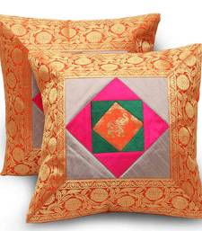 Buy Sanganeri Floral Booti Work 2Pc Cushion Covers Set other-home-furnishing online