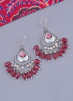 Bagh E Fiza Coloured Beads Earrings