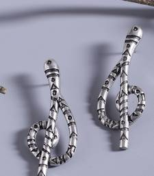 Aztec Bar Ampersand Earrings