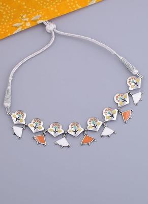 Bagh E Fiza Gulubandh Style Necklace