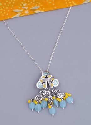 Bagh E Fiza Bahara Floral Necklace