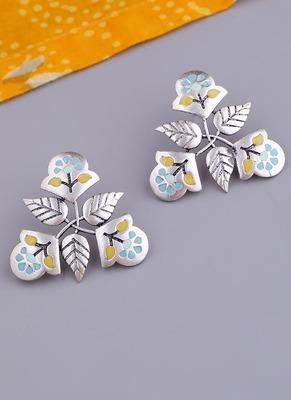 Bagh E Fiza Floral Motifs Earrings