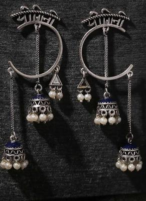 Moksha Yogini Jhumka Earrings