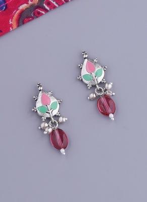 Bagh E Fiza Colourful Drop Earrings