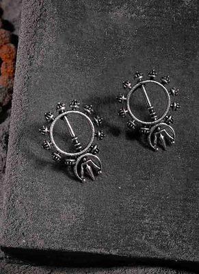 Moksh Ext Tribal Inspired Earrings