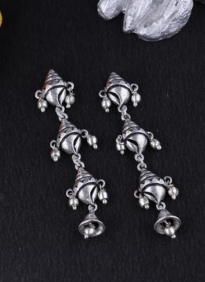 Aarambh Shankh Dangler Earrings