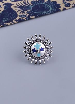 Bagh E Fiza Floral Motif Ring