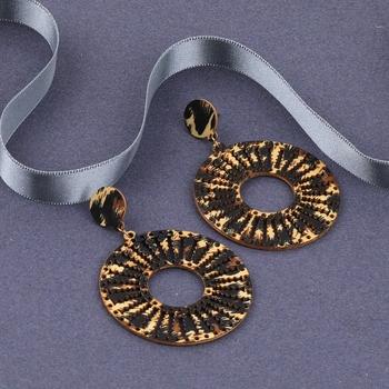Designer  Wooden Light Weight Dangler Wooden Earrings For Girls and Women