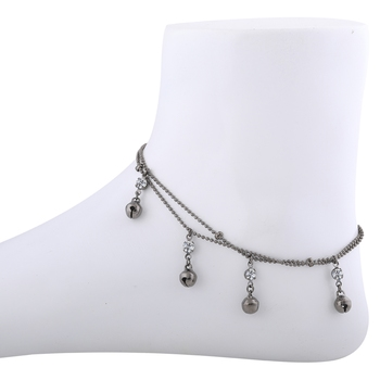 Exclusive Adjustable Double line  Anklet For women Girl