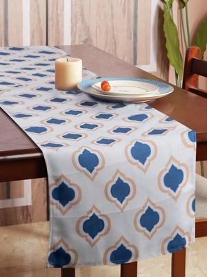 Houzzcode Elegant Moroccon Table Runner 30cm x 180cm