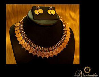 Alankruthi Antique Necklace Set 1