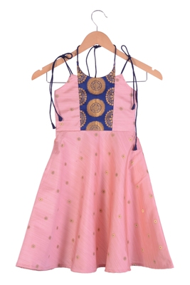 Kids Light Pink frock