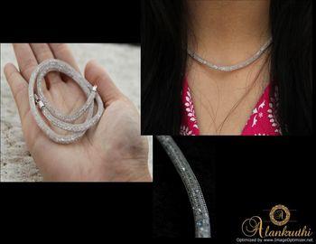 Alankruthi Zircon filled chain 1