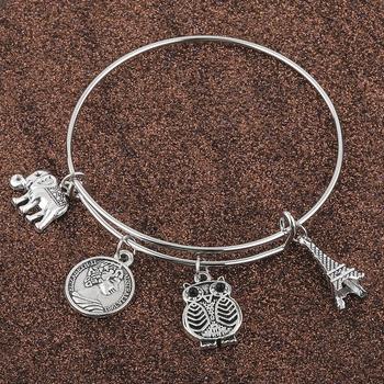 Different stylish Oxidised Adjustable Bracelet For Women Girls