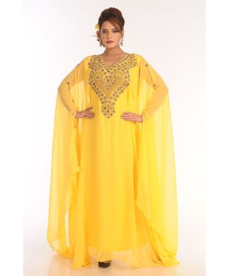 BUY THIS MOROCCAN JALABVIYA TAKHITA VAR FOR WOMEN GOWN DRESS
