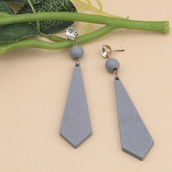 Party Wear Natural Wooden Earring for Perfect and Different Look For women