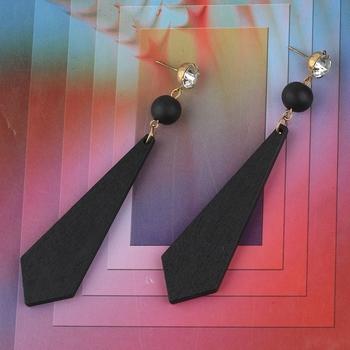 Exclusive Dangler Wooden Earrings For Girls and Women