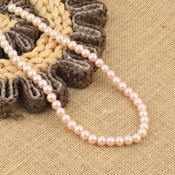 Traditional Pearl Mala With Natural Pearl For Girls And Women