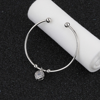 Charm Party Wear Adjustable Bracelet With Diamond For Women Girls