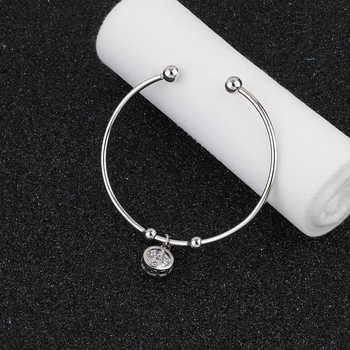 Party Wear Charm Delicated Adjustable Bracelet With Diamond For Women Girls