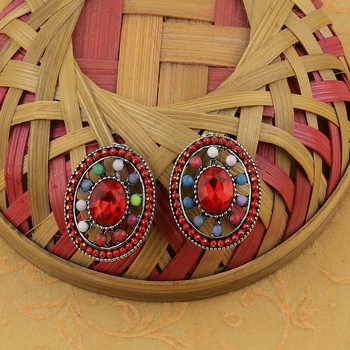 Fashion Diamond Stud Earring For Women Girl