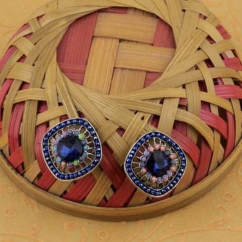 Stylish Charm Party Wear Diamond Stud Earring For Women Girl